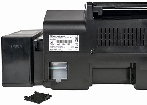 Принтер Epson L805, абсорбер
