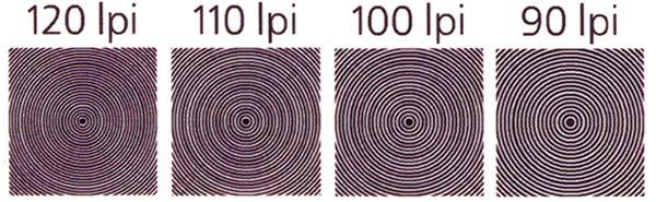 Epson L850, печать тестовой полосы