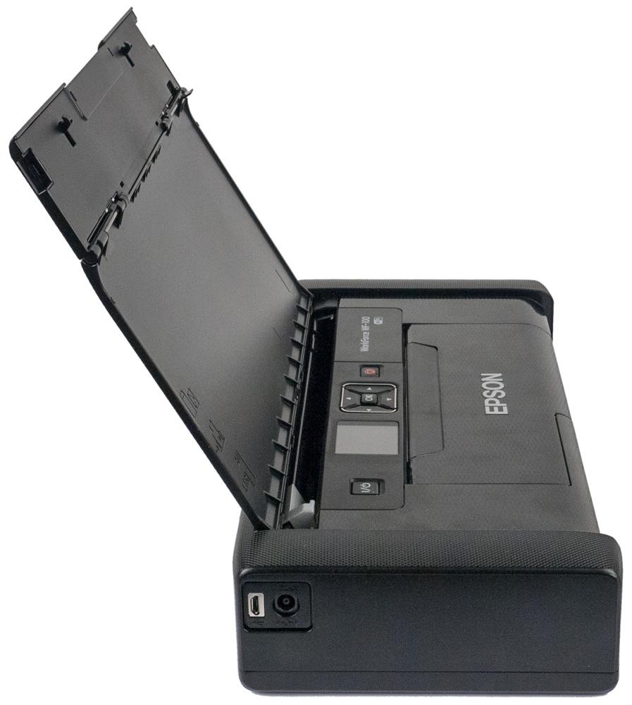 Переносной принтер а4 с аккумулятором для ноутбука денис казак любитель женского белья