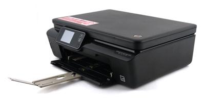 Принтер HP Deskjet Ink Advantage 5525, внешний вид