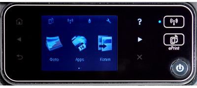 Сенсорный ЖК-экран