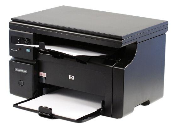 Инструкция принтер laserjet m1132 mfp