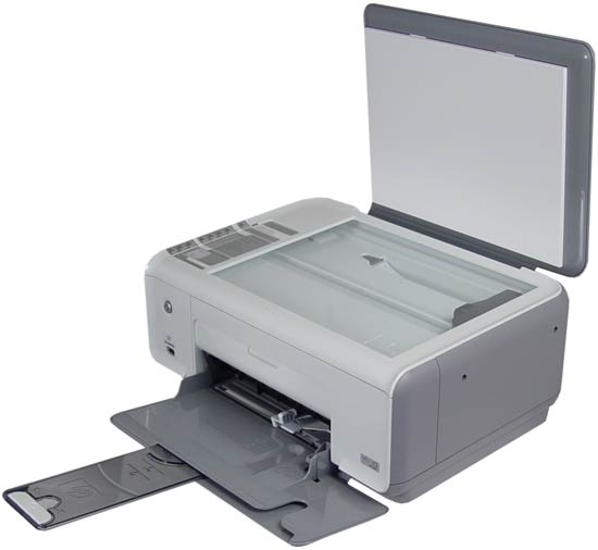 драйвер принтера и сканера hp