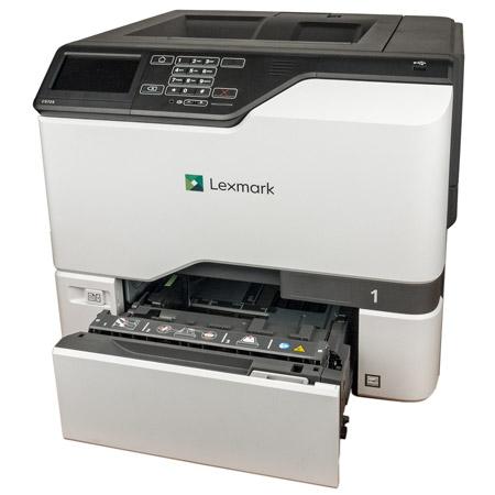 Lexmark CS725de, внешний вид