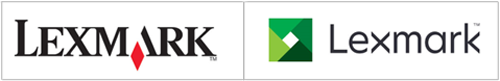 Lexmark логотип