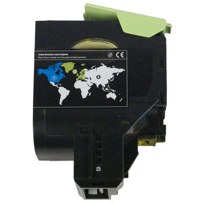 Цветное МФУ Lexmark CX510de, тонер-картридж
