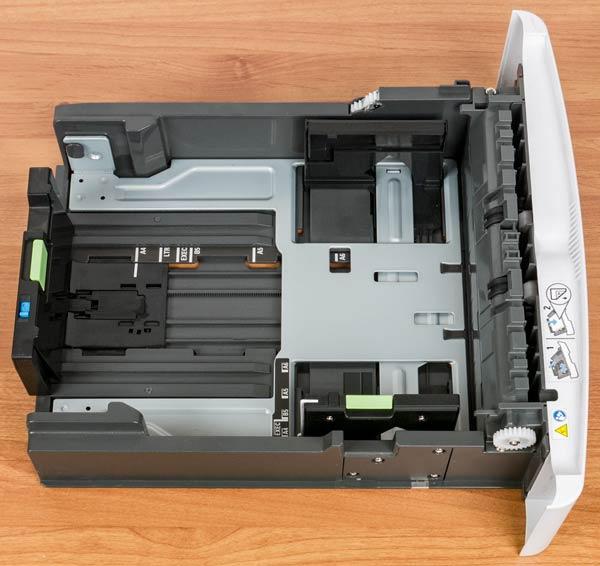 Lexmark MS610de, лоток