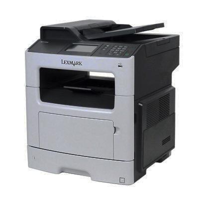 МФУ Lexmark MX410de, внешний вид