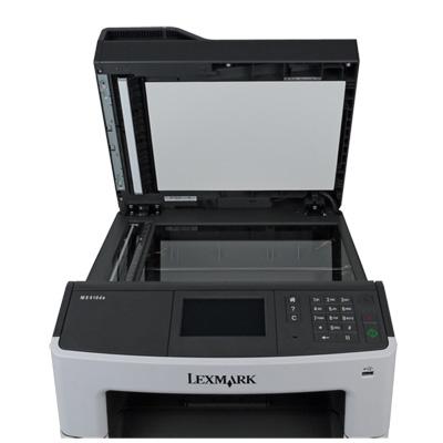 МФУ Lexmark MX410de, сканер
