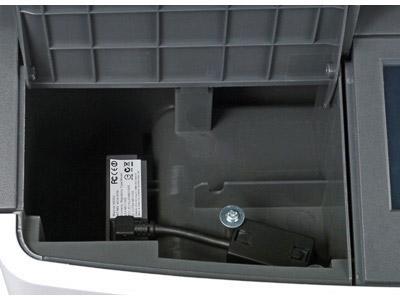 МФУ Lexmark MX410de, подключение Wi-Fi