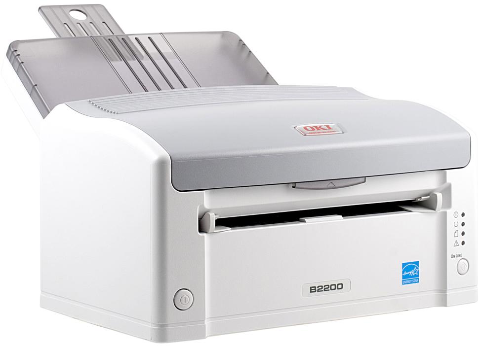 Оки принтер в2200 драйвер скачать