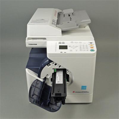 Toshiba e-Studio2505H, замена тонер-картриджа