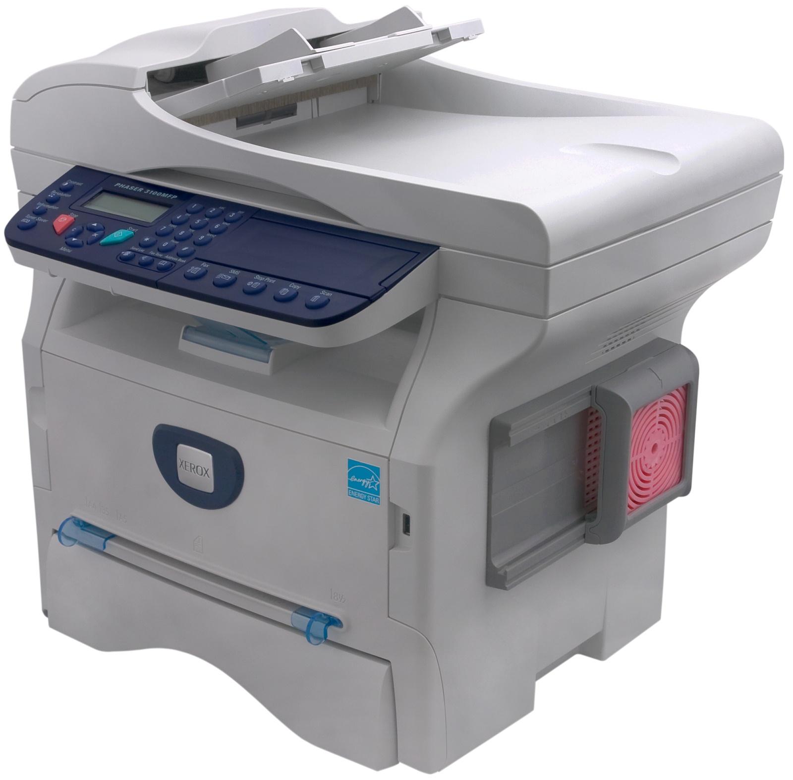 Скачать драйвер на принтер xerox 3100 mfp