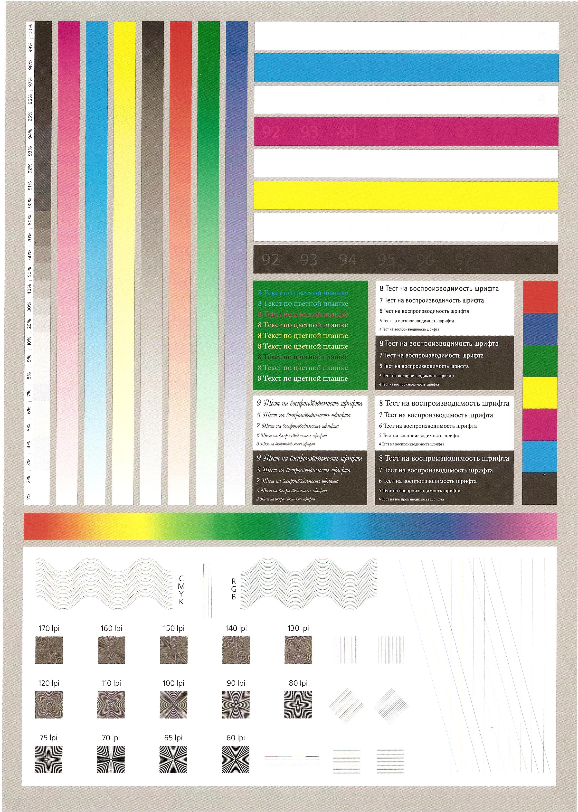 Плотная бумага для печати формата а4