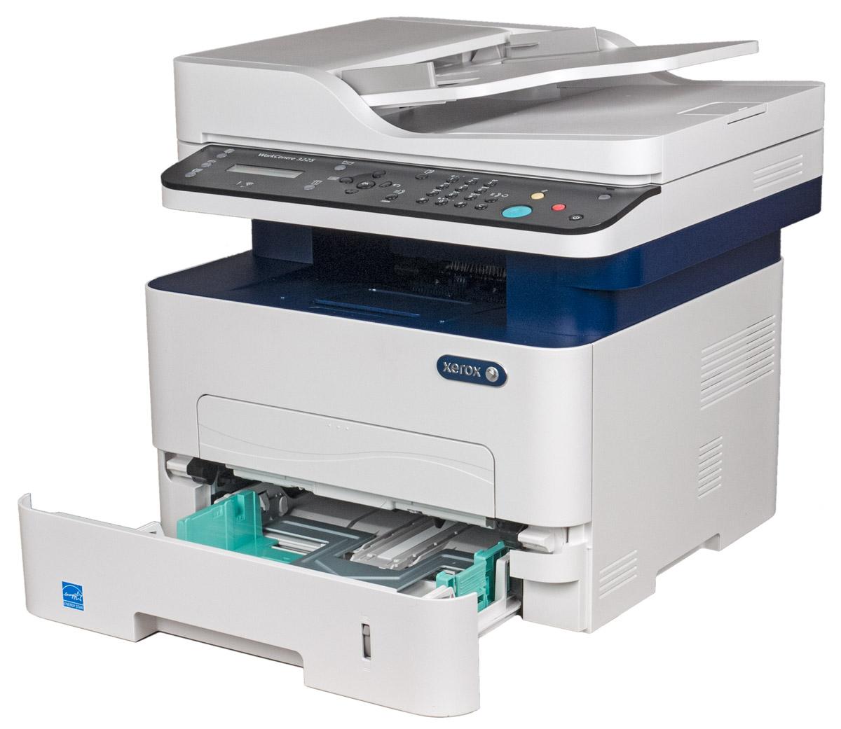 инструкция по принтеру xerox