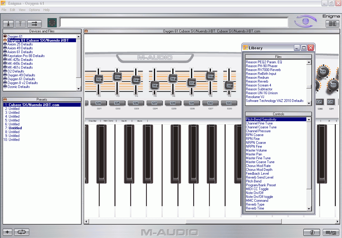 программа для знакомства с клавиатурой