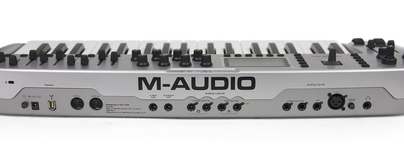 M-Audio Ozone Keyboard Windows Vista 64-BIT