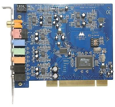 M-Audio Revolution 7.1 Sound Card Windows 7 64-BIT