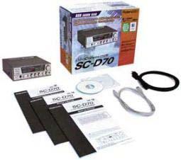 Внешний audio-MIDI модуль RolandED SC-D70 с USB-интерфейсом