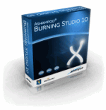 Ashampoo Burning Studio Box-art