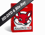 AnyDVD HD Box-art