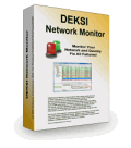 DEKSI Network Monitor Logo