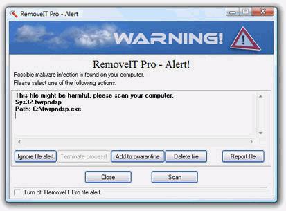 Скриншот главного окна программы RemoveIT Pro