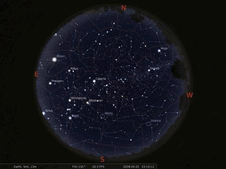 stellarium 0.10.5