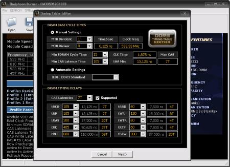Скриншот программы Thaiphoon Burner