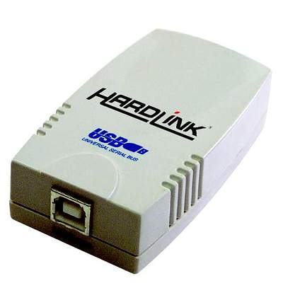 Ethernet/Fast Ethernet USB адаптер HardLink HA-100U