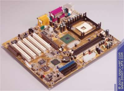 Leadtek WinFast P4I845D