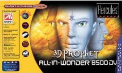 3D Prophet All-In-Wonder 8500DV от Hercules