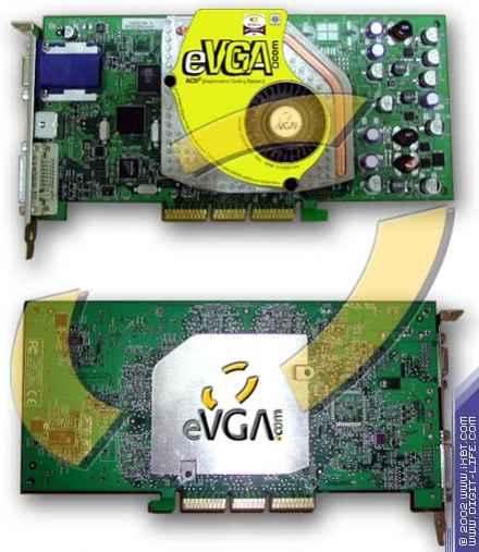eVGA.com e-GeForce4 Ti 4600