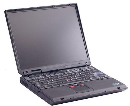 ������� IBM ThinkPad T30