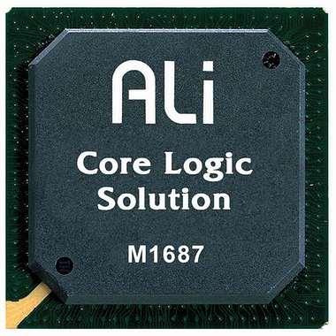M1687/M1563: ALi с выпуском чипсета под AMD Hammer не пошутила...