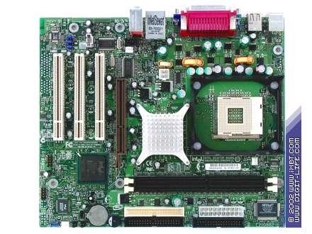 Pc2700 Ddr Sdram. 2 DIMM DDR SDRAM sockets