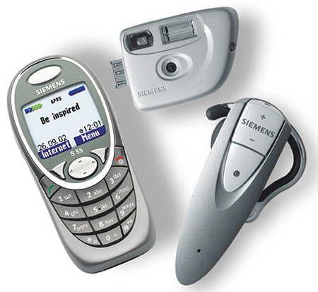 Mans pirmais mobilais telefons, vai kādi telefoni man ir bijuši - Page 2 Siemens_s55