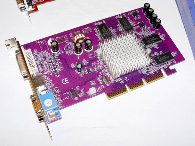 Ati Radeon 9200 Download Xp