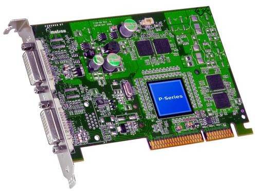 Matrox Parhelia/P650/P750 Windows 8 Driver Download