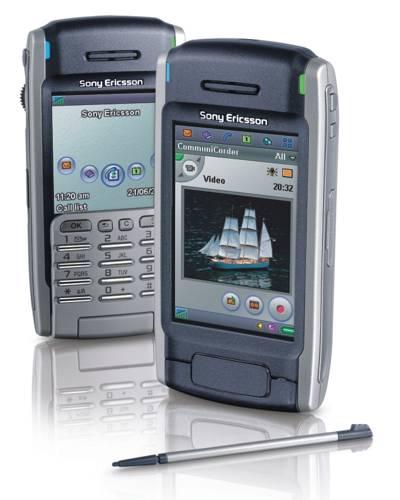 Sony Ericsson P900, кликните для просмотра другого фото.