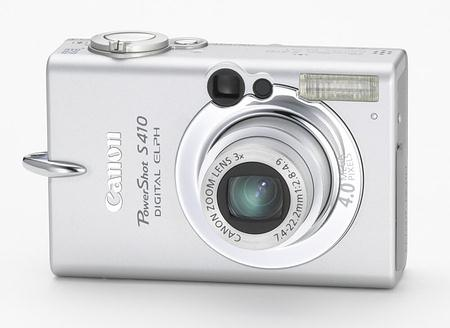 Canon PowerShot SD110, S410 и S500: три новых цифровых «эльфа»