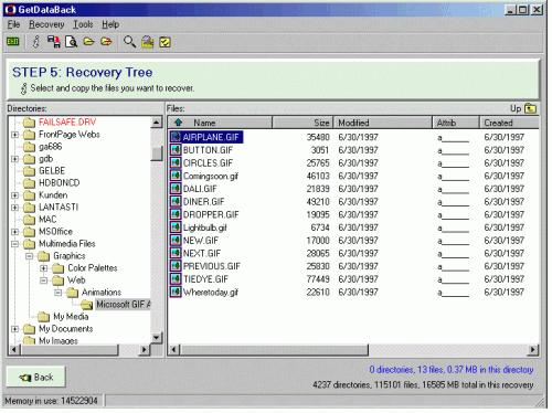 GetDataBack for FAT/NTFS v.3.32.