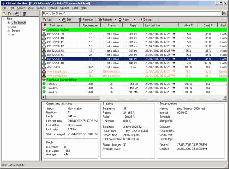 монитор серверов - фото 10