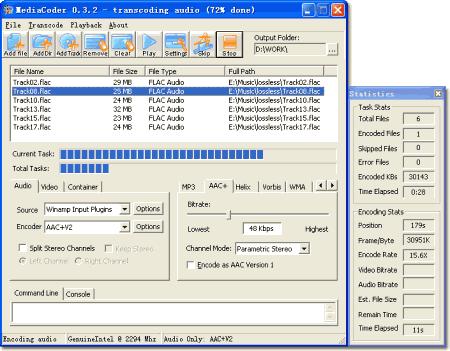 MEDIACODER 0.6.0 TÉLÉCHARGER