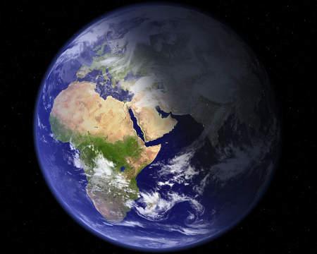 Картинка, сделанная в программе EarthView