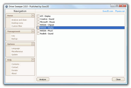 Driver sweeper v2. 0. 5 już dostępny.