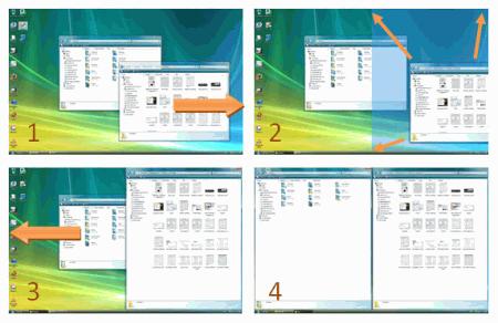 Использование WindowSpace