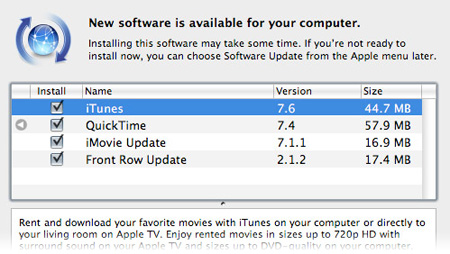 QUICKTIME MAC BAIXAR 7.1