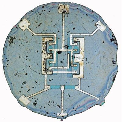 Первой планарной интегральной микросхеме исполнилось 50 лет От ixbt Опубликовано: February 13, 2009.
