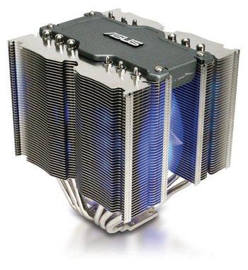 ASUS выпускает высокопроизводительный кулер.